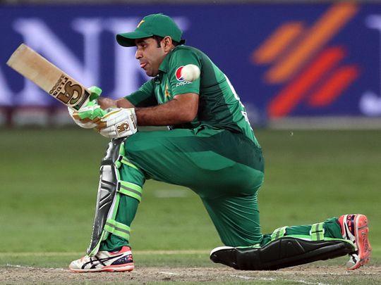 Pakistan's Abid Ali