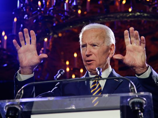 Former Vice President Joe Biden_Personal Space