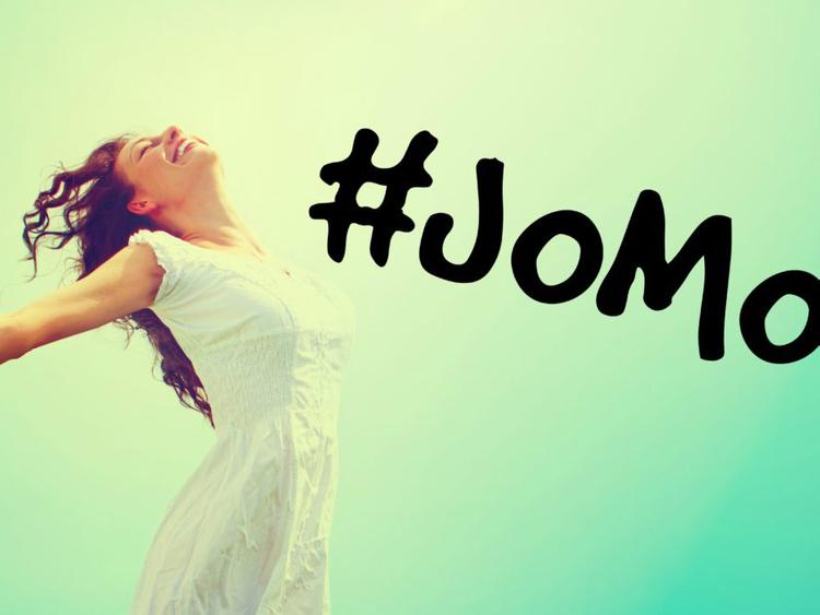 Jomo hashtag