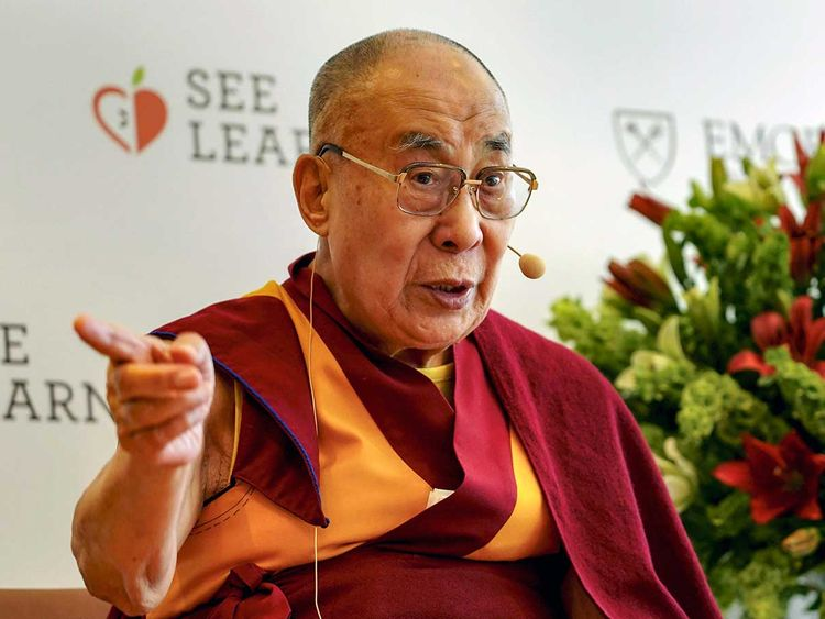 Dalai Lama apologises for comments on women | Asia – Gulf News