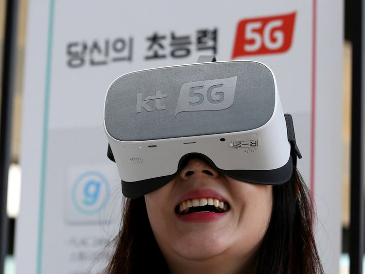 South Korea 5G