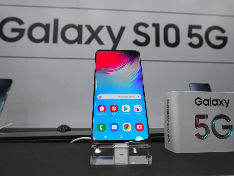 S10 release Korea 5G