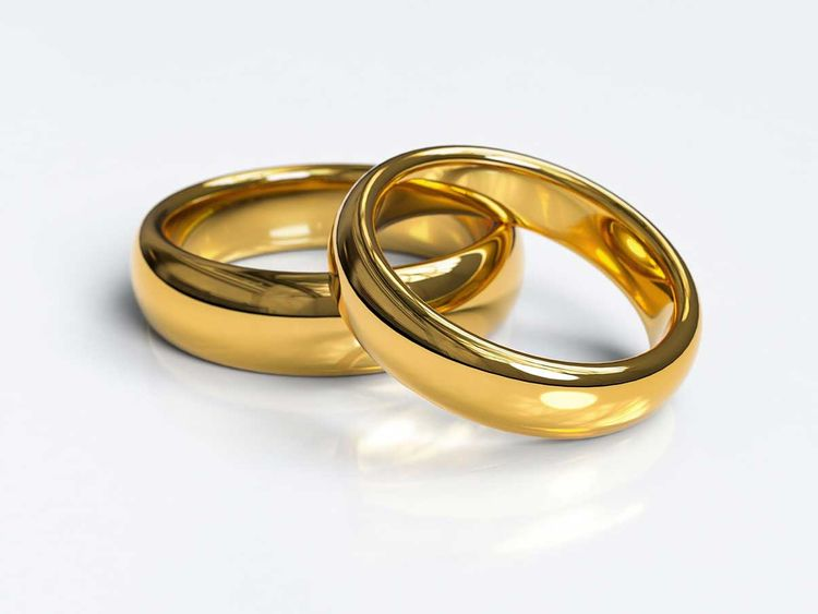 wedding rings generic