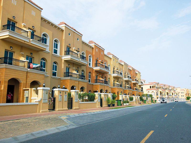 Apartments at Jumeirah Village Circle