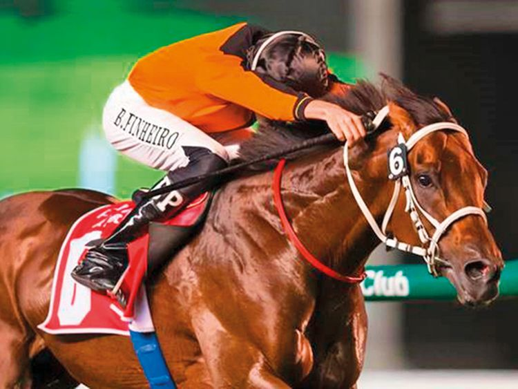 Bouresly takes out Meydan feature