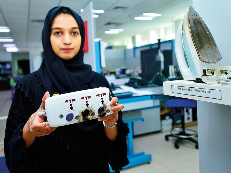 How Dubai Central Laboratory conducts quality tests | Uae