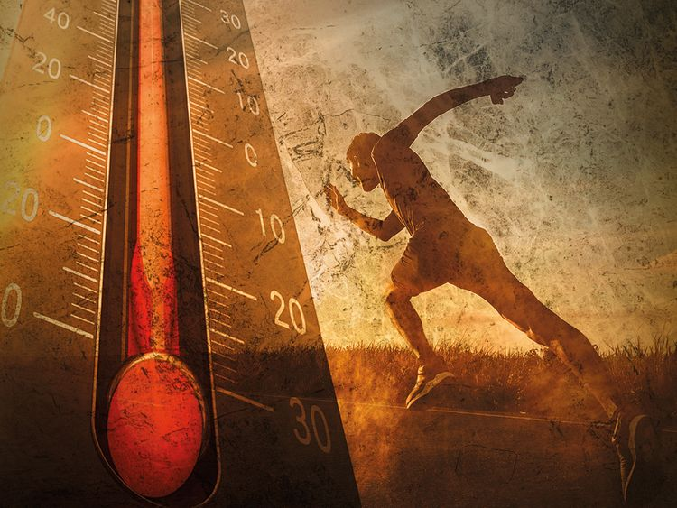 Climate change is changing the face of sport