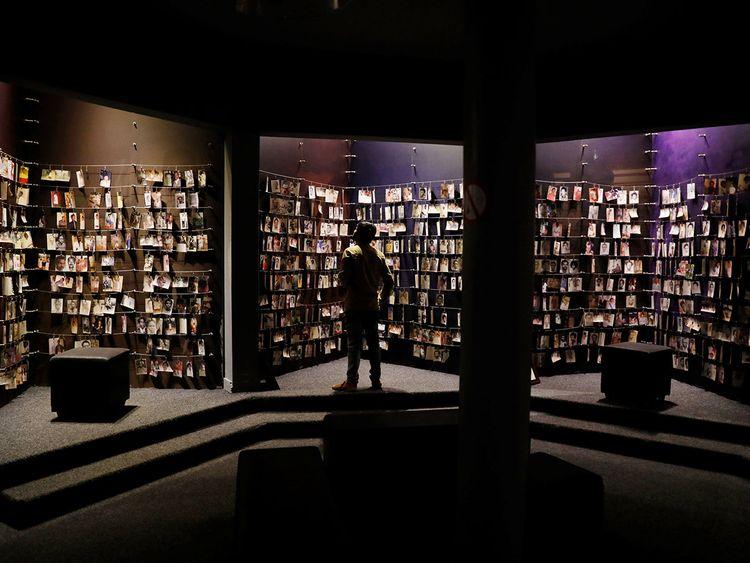 Rwandan Genocide memorial 1