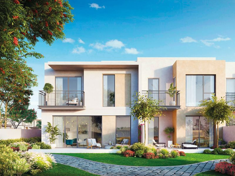 Townhouses at Arabian Ranches II