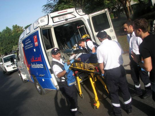 190407 national ambulance