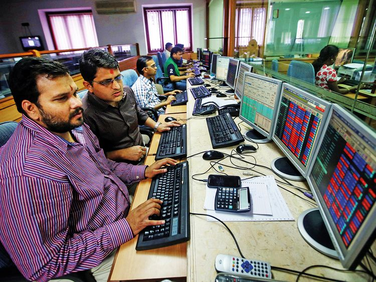 A brokerage in Mumbai