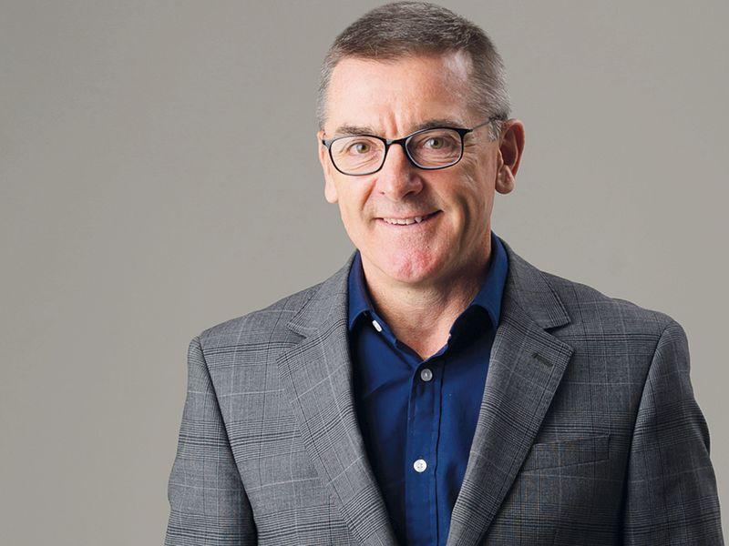 Jeff Ogden, General Manager, Middle East, at Mimecast