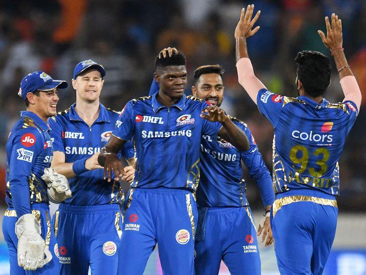 Mumbai Indians cricketer Alzarri Joseph 2