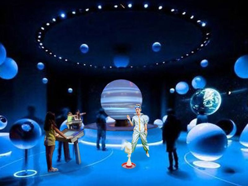 The Cosmic Explorers Show