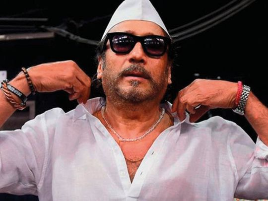 Jackie Shroff paying the price for intense roles | Bollywood – Gulf News