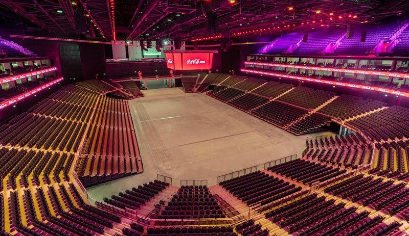 Coca Cola Arena
