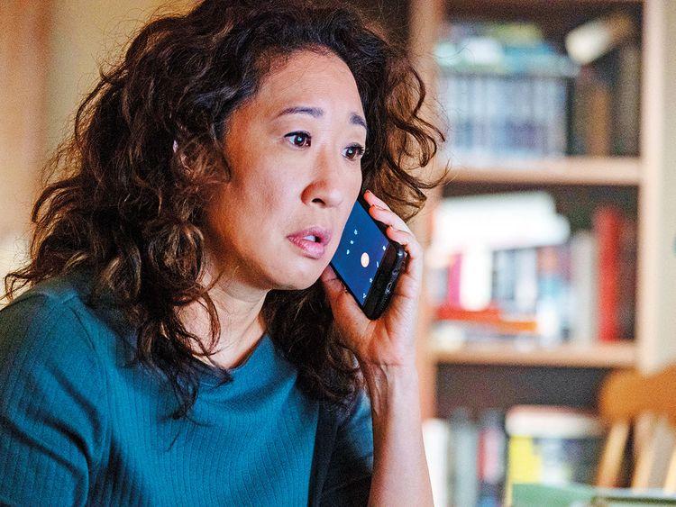 34d976f77c8 Sandra Oh's 'Killing Eve' renewed for Season 3