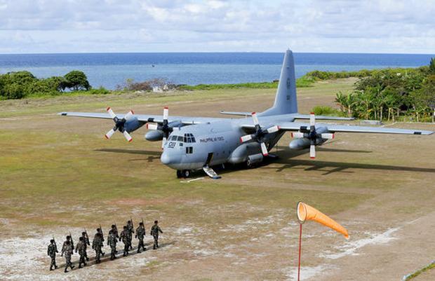 Pag-asa Thitu island