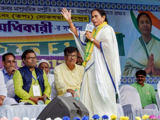 West Bengal Chief Minister and Trinamool Congress supremo Mamata Banerjee