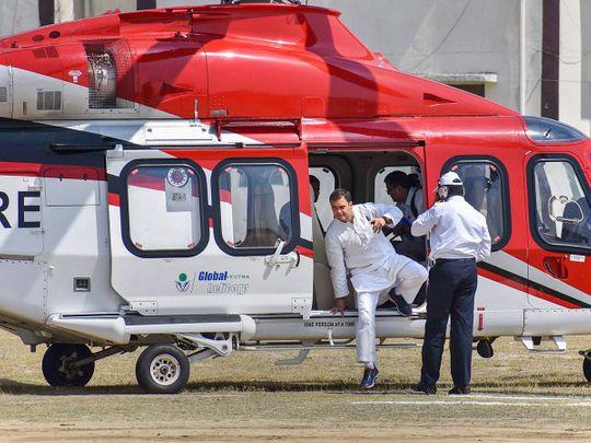 Rahul Gandhi Amethi 201904010
