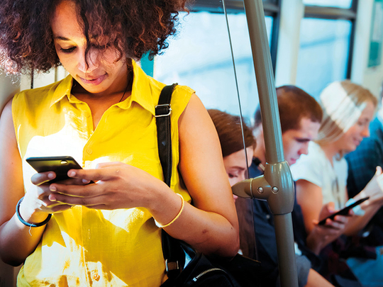 RDS_190410-Texting-on-train-1554975865572