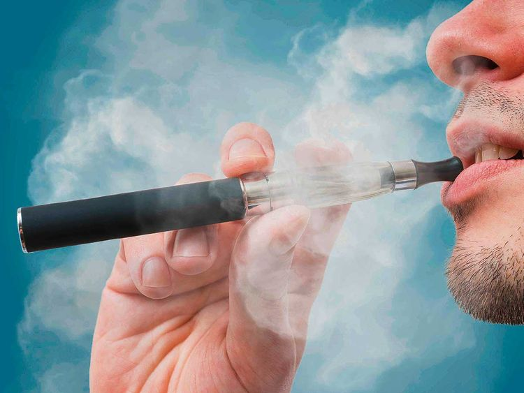 The Oral Health Risks Using E-Cigarettes, Vape, and Cannabis Oil