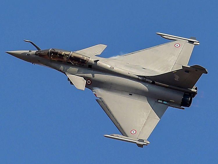 JA Rafale fighter aircraft