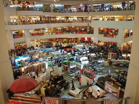 Shopping mall, retail, shopping, mall