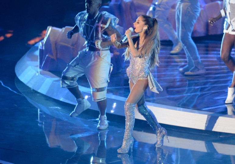 Ariana Grande Is The Face Of Feminism For Teens Today Music Gulf News