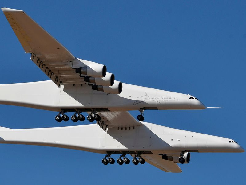 The world's largest airplane 2