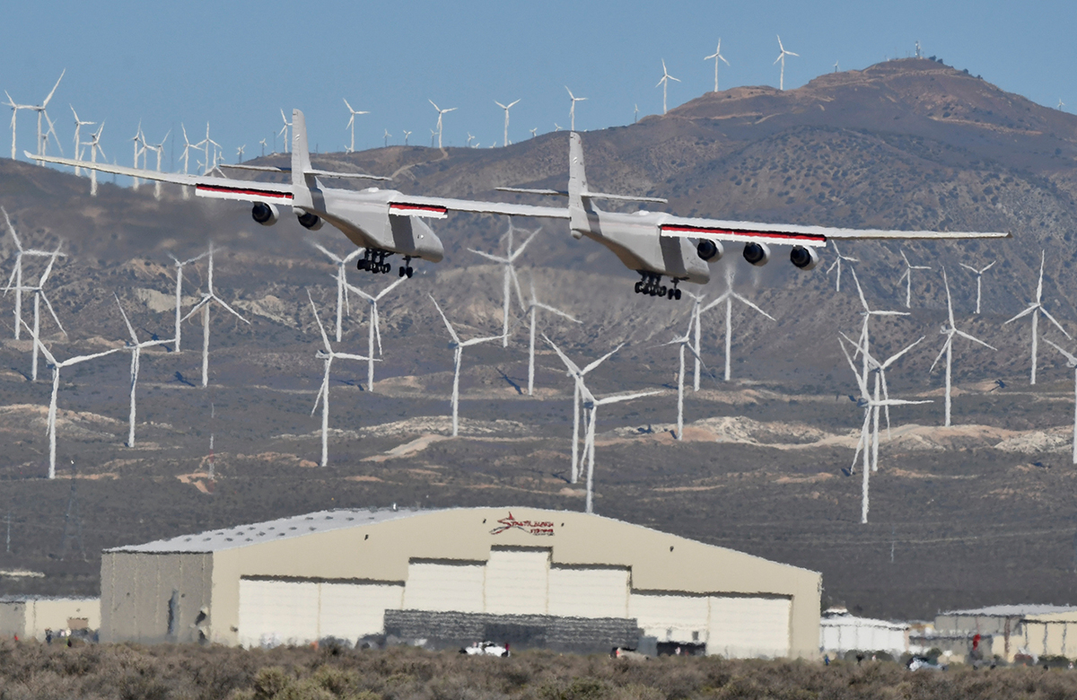 The world's largest airplane