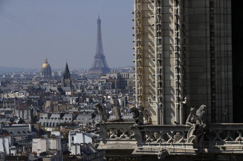 Paris' Notre Dame Cathedral 07