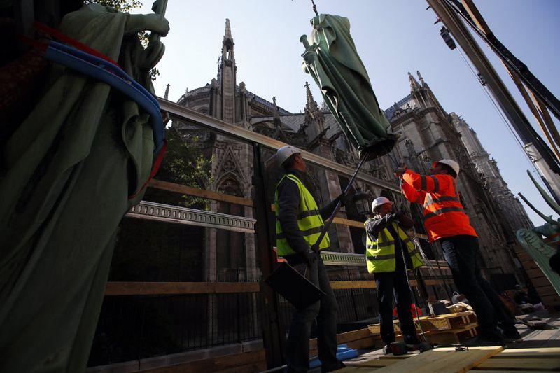 Paris' Notre Dame Cathedral 08