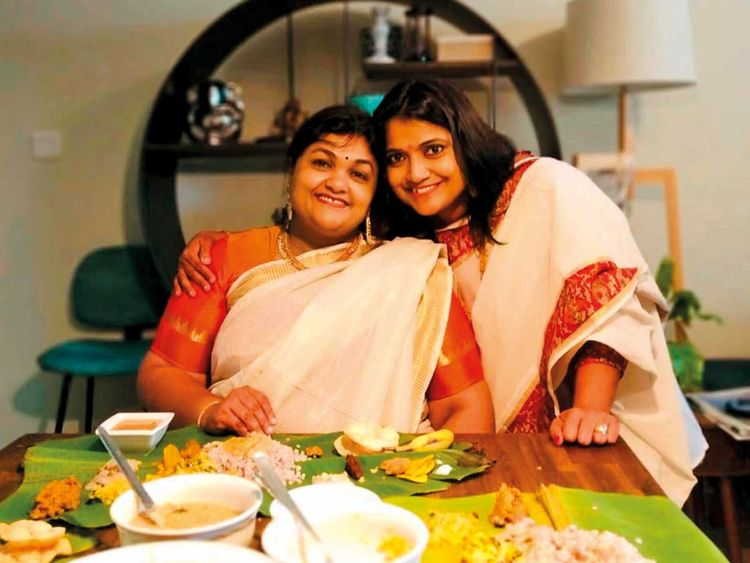 Praseetha Rajesh and Preethi Ajith.