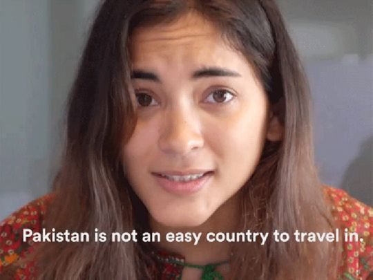 Vlogger gives an honest review of Pakistan