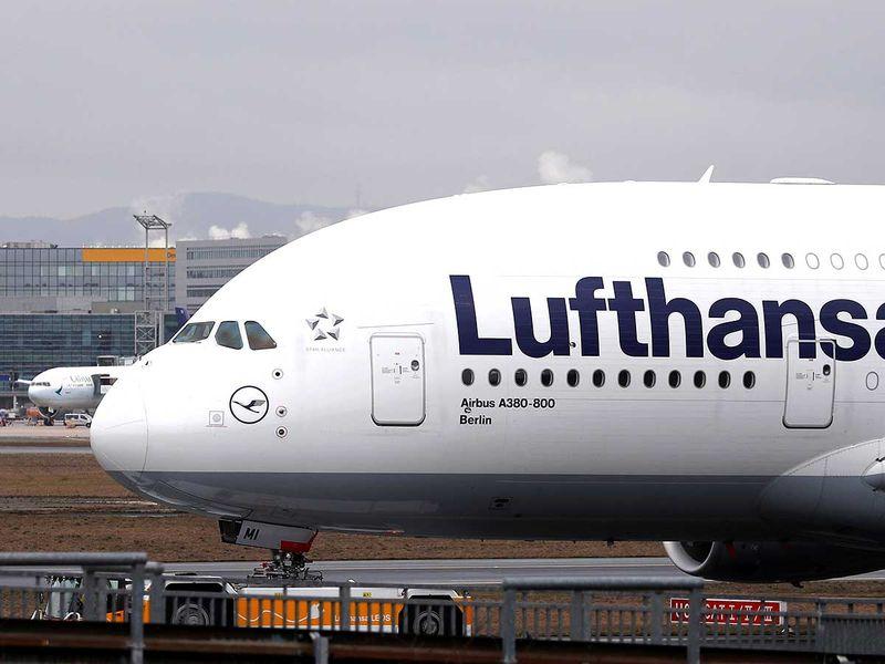 Lufthansa plans rapid COVID-19 testing starting October