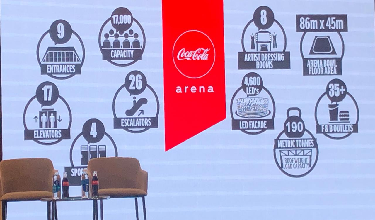 Coca Cola Arena 12