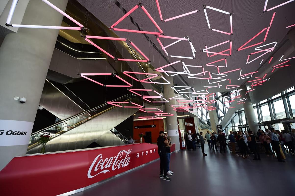 Coco Cola Arena preview