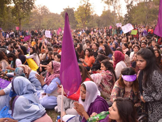 AMANT IDEAL Aurat March of Pakistan: Le décodage de Mera Jism Meri Marzi ou My Body, My Choice