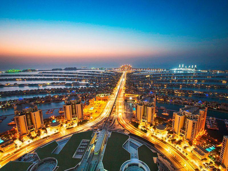 201904 PalmTower Dubai1