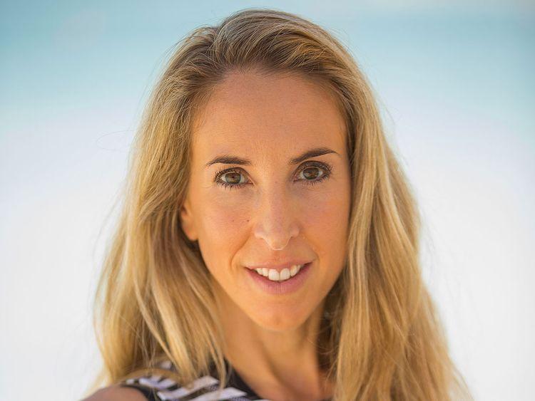 Dubai resident Melanie Swan