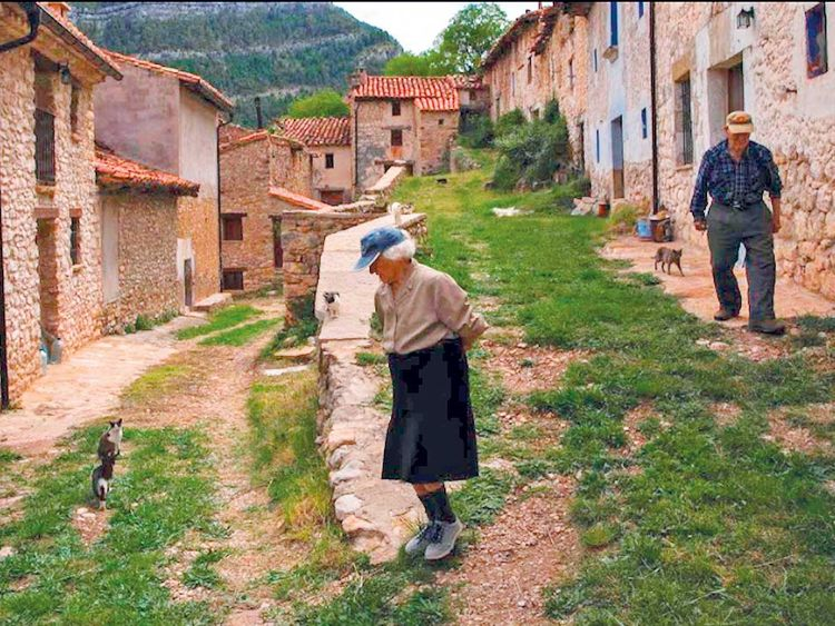Spain's vanishing rural population | Europe – Gulf News