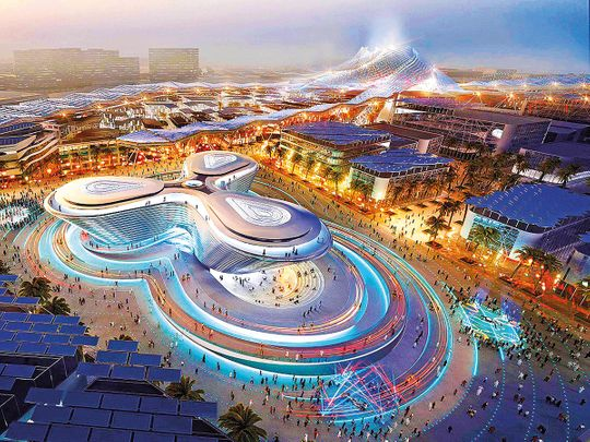 Expo 2020 Dubai to give a big boost to UAE economy
