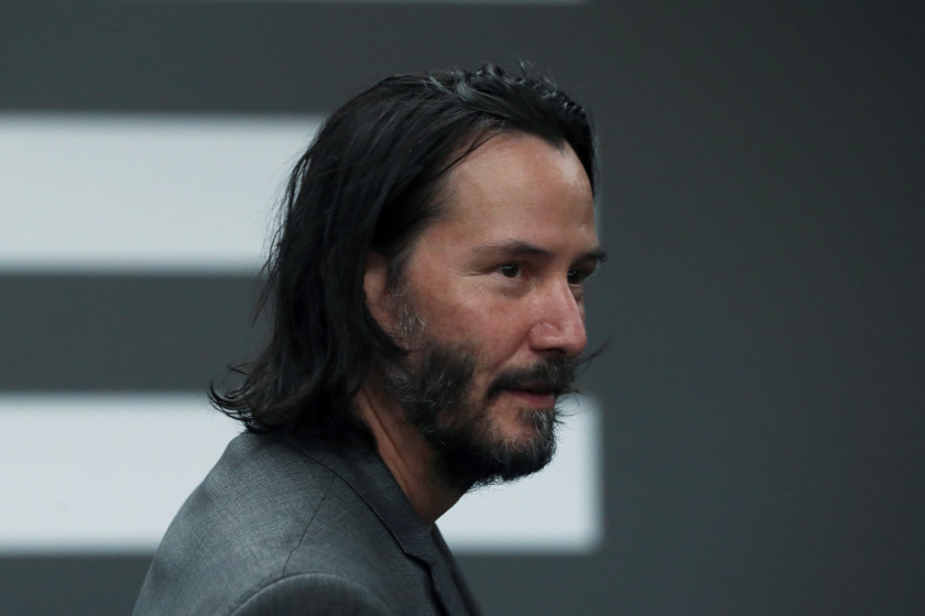 Keanu Reeves on being blacklisted by Fox
