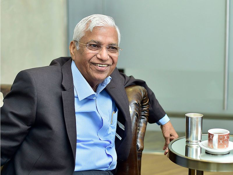 Rags to riches: Indian multi-millionaire in Dubai was once a tea boy