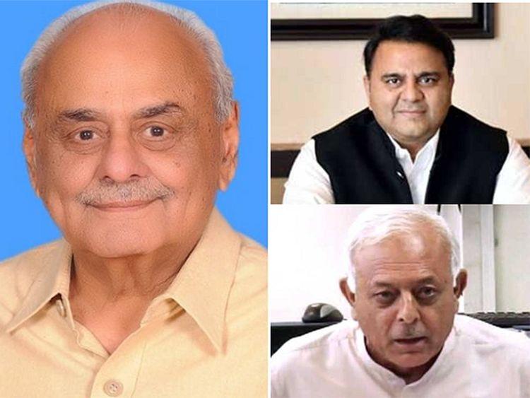 Pakistan cabinet reshuffle