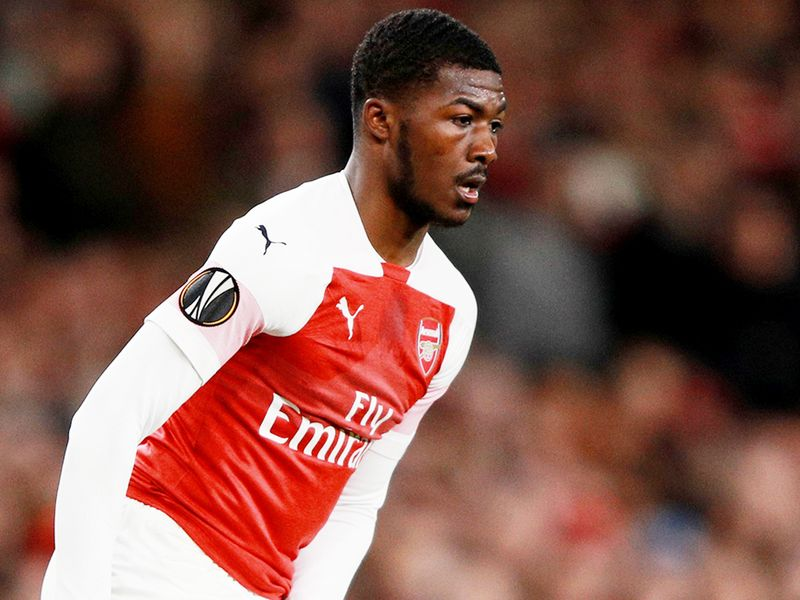 Arsenal's Ainsley Maitland-Niles