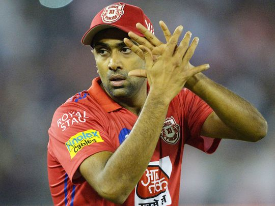 Kings XI Punjab captain Ravichandran Ashwin