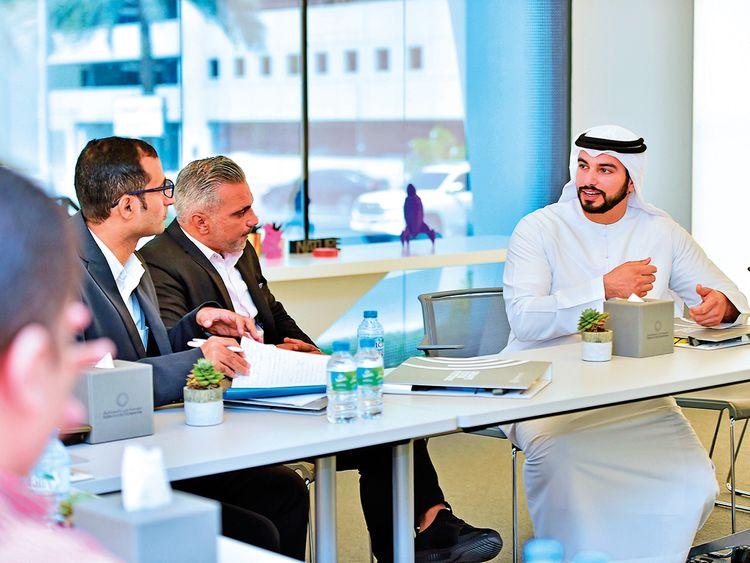 Saeed Al Gergawi, Director of Dubai Future Academy