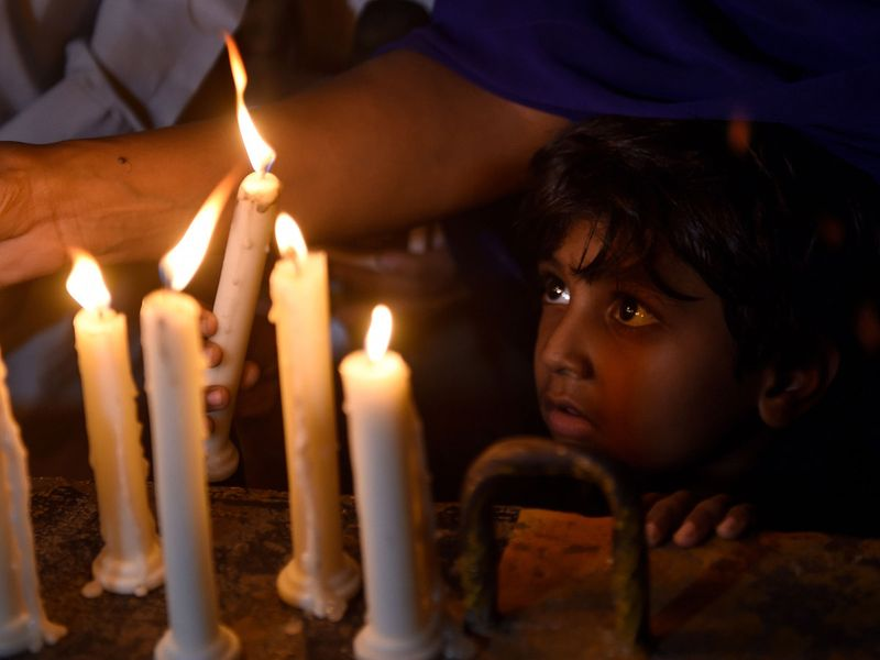 Sri Lanka blasts vigil